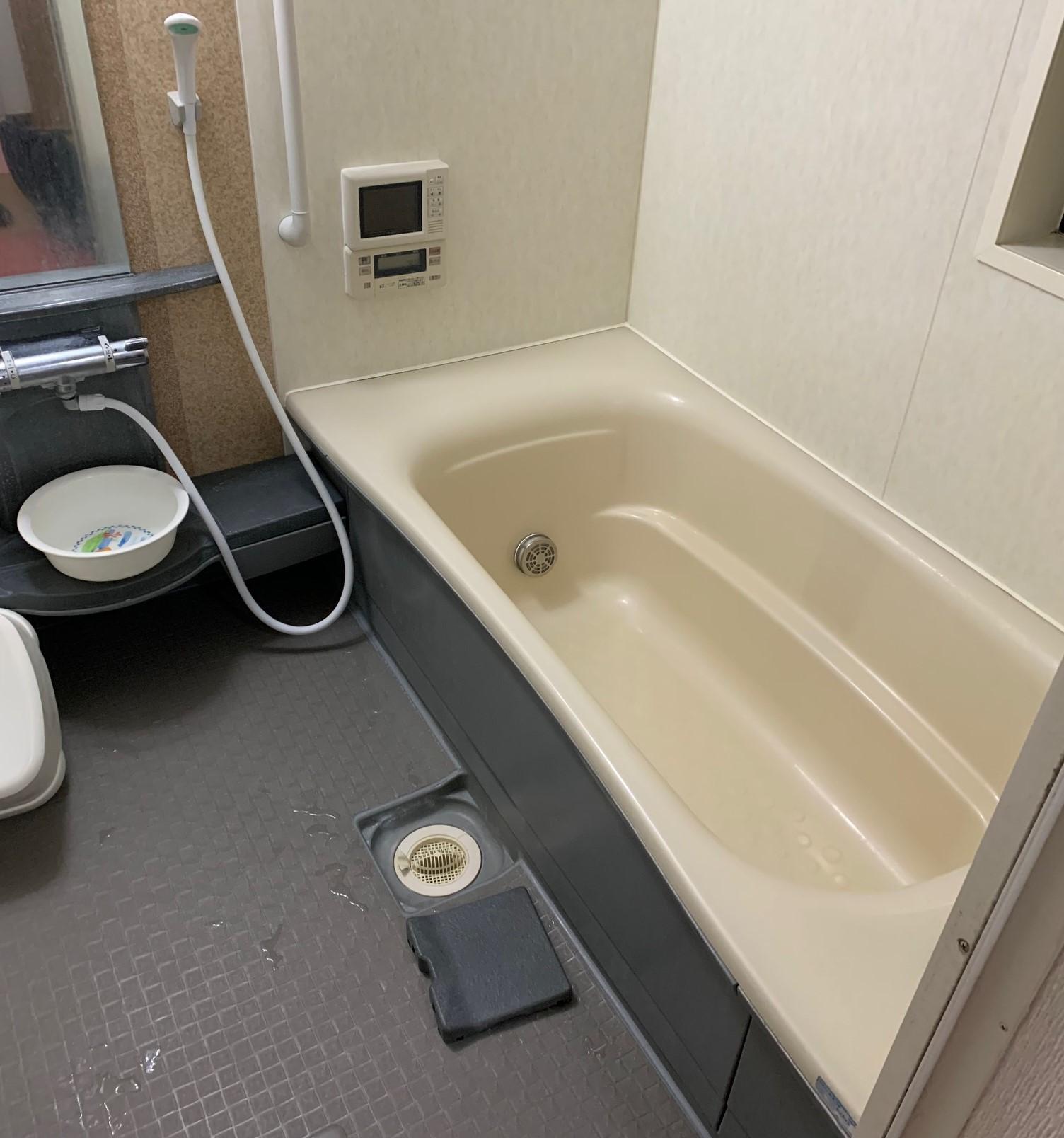 吹田市S様邸 浴室リフォーム