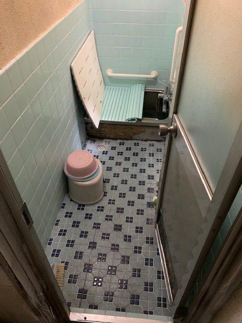 吹田市I様邸 浴室リフォーム