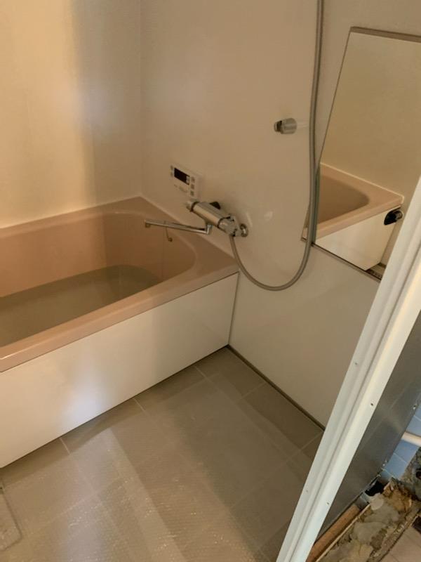 芦屋T様邸 浴室リフォーム
