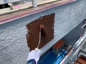外壁塗り替え工事
